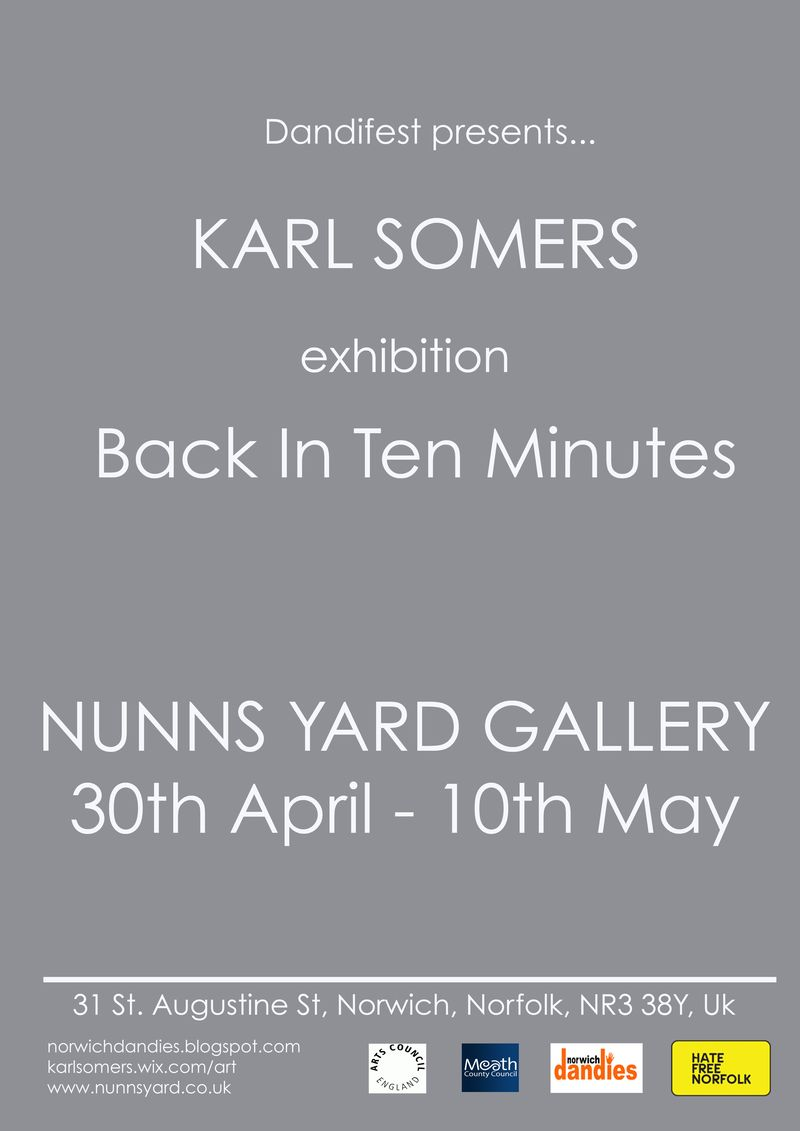 Nunns Yard Poster
