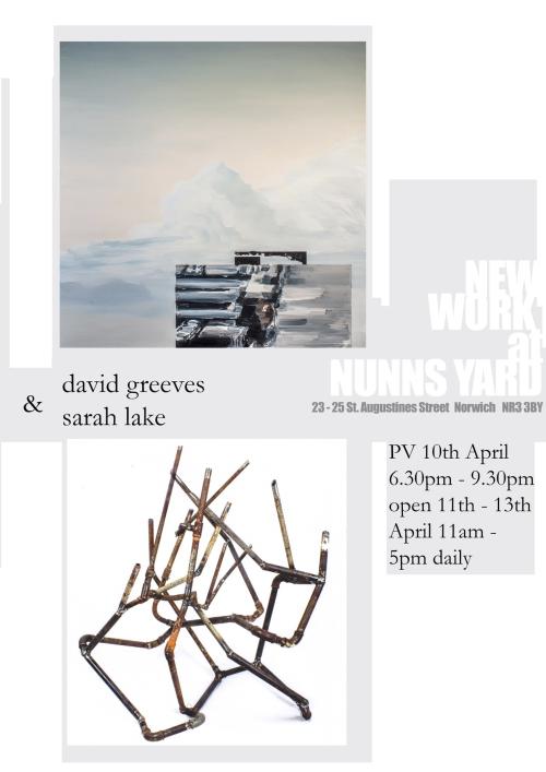 David Greeves & Sarah Lake POSTER copy