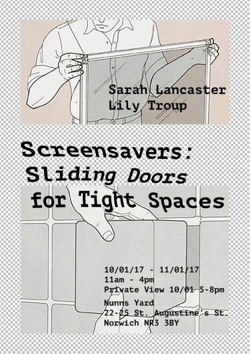 Screensaverseflyer