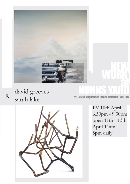 David Greeves & Sarah Lake POSTER copy
