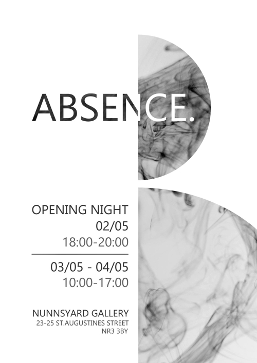 Absence - Mental Health Awarenesss Exhibition