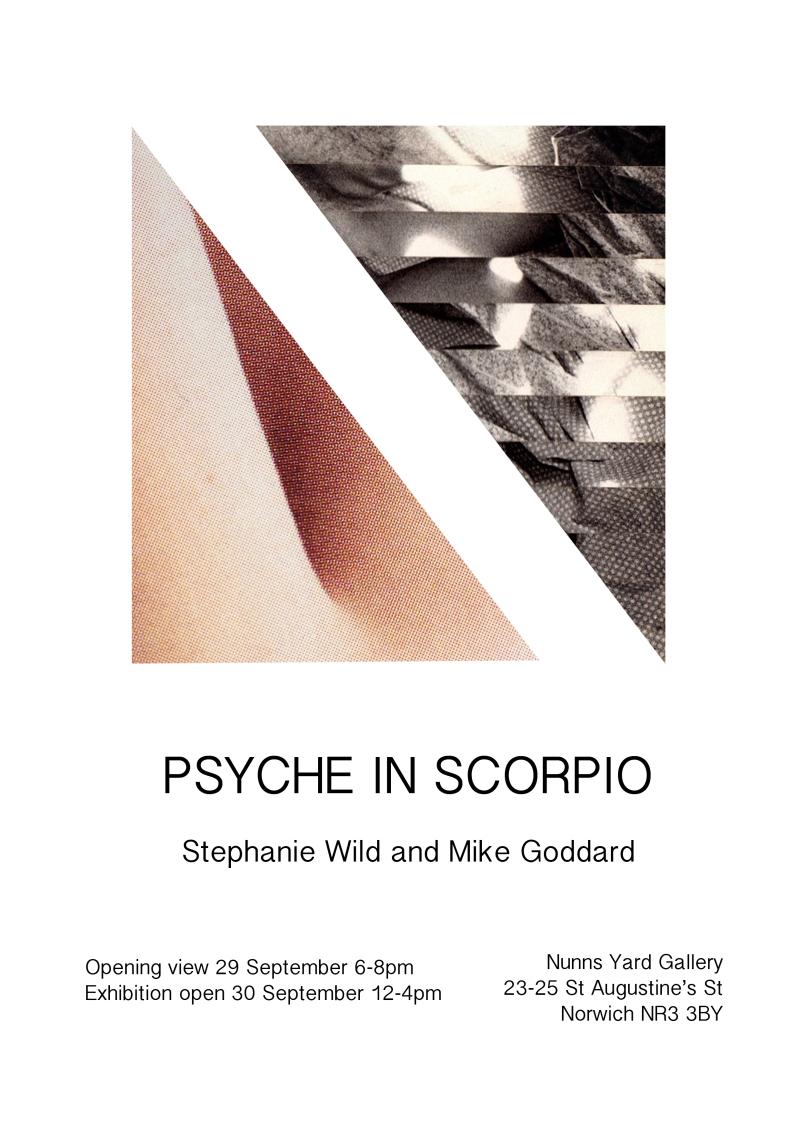 Psyche in Scorpio poster